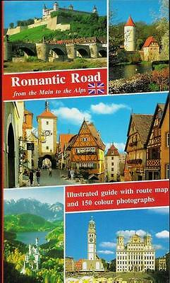 The Romantic Road from the River Main to the Alps