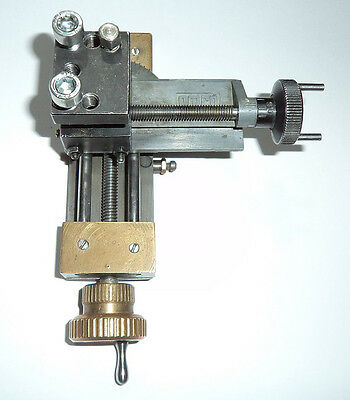 EMCO UNIMAT 3 / 4 Lathe - ATTACHMENT FOR CONICAL TURNING WITH CROSS SLIDE