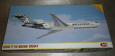 Airfix Lodela B 727  Mexicana Version 4 1