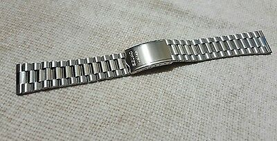 19mm seiko bell matic , speed timer  watch stainless steel  bracelet strap new