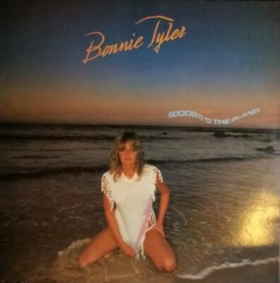 Bonnie Tyler Goodbye To The Island NEAR MINT RCA Vinyl LP