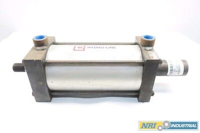 New Hydro-Line 0045-0098 195041033-1 Pneumatic Cylinder 6 X 10 In D563788