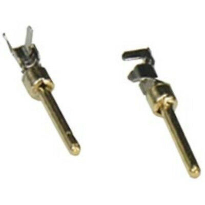 Lot100D-Sub Crimp/Crimping Pins Male/Plug cable/cord/wire DB25/15/9end/connector