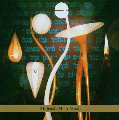 Midrash Mish Mosh Audio CD