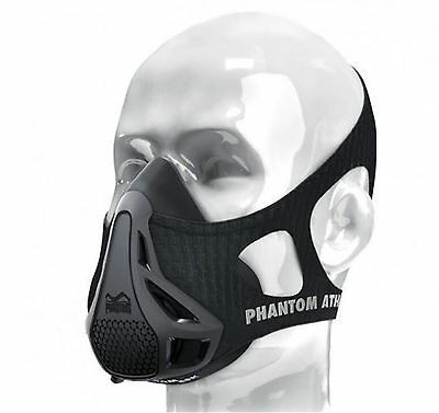 Elevation Training Mask for High Altitude Resistance Training Gym MMA Fitness