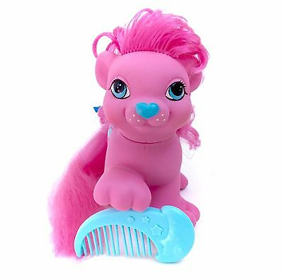G1 My Little Pony Kingsley Lion COMPLETE Friend Comb 1987 Vintage MLP Hasbro