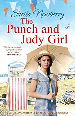 The Punch and Judy Girl: A new summer read from the autho... by Newberry, Sheila
