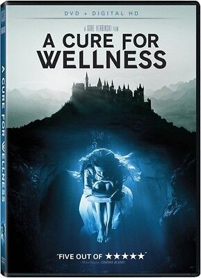 A Cure For Wellness [New DVD] Ac-3/Dolby Digital, Digitally Mastered In Hd, Do