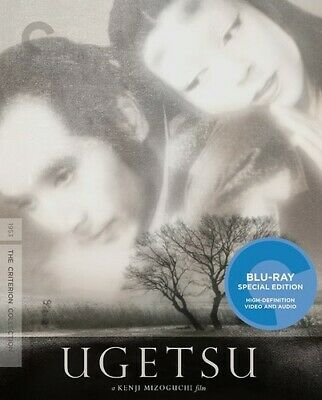 Ugetsu (Criterion Collection) [New Blu-ray] 4K Mastering, Restored, Special Ed