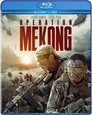 Operation Mekong [New Blu-ray] With DVD