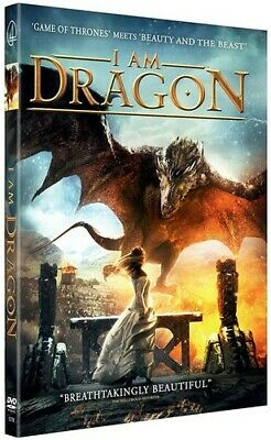 I Am Dragon [New DVD] Ac-3/Dolby Digital, Dolby, Subtitled, Widescreen