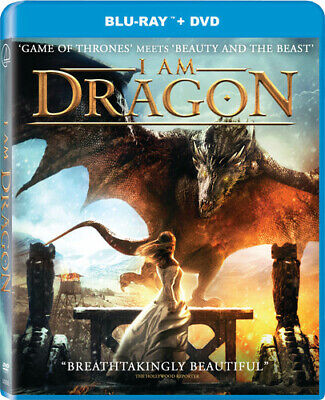 I Am Dragon [New Blu-ray] With DVD, Widescreen, Ac-3/Dolby Digital, Dolby, Sub