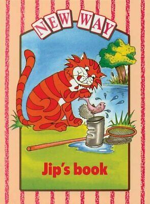 New Way Pink Level Platform Book - Jip's Book by Bailey, Donna Paperback Book