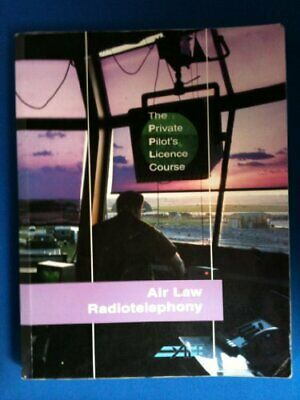Private Pilot's Licence Course: Air Law and Rad... by Pratt, Jeremy M. Paperback