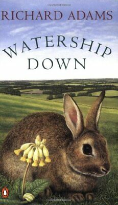 Watership Down by Adams, Richard Paperback Book The Cheap Fast Free Post