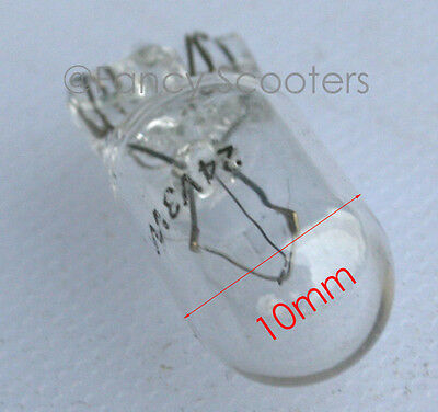 24V 3W Light Bulb for electric Scooters PART13025