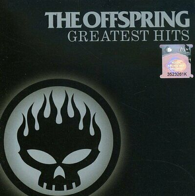 The Offspring - Greatest Hits -  CD ECVG The Cheap Fast Free Post The Cheap Fast