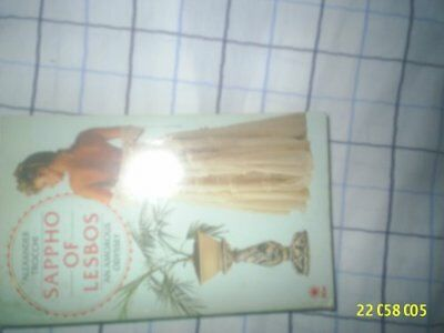 Sappho of Lesbos by Trocchi, Alexander Paperback Book The Cheap Fast Free Post