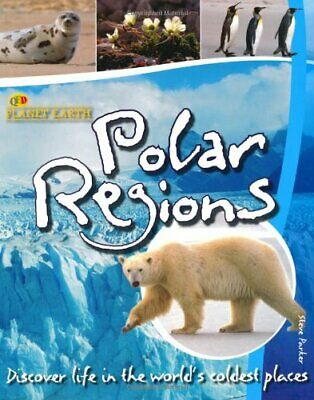 Polar Regions (Planet Earth) by Steve Parker Paperback Book The Cheap Fast Free