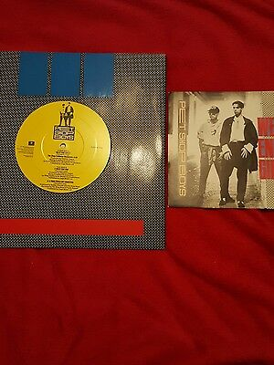 Pet Shop Boys vinyl of West End Girls 12 inch and 7 inch singles