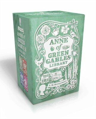 Anne of Green Gables Library Anne of Green Gables; Anne of Avon... 9781481409339