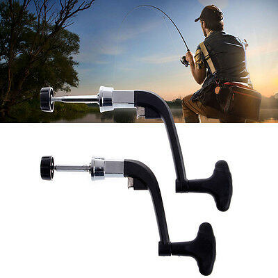 Rotatable Knob Power Handle Grip Arm For Fishing Spinning Reel Gear Tackle Tool