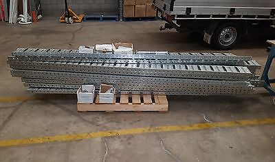 Unistrut Cable Ladder Tray - 150mm x 50mm x 3m Bulk Qty of 27