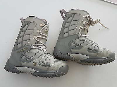 AMS Women's Snowboard Boots, Size 8 - New condition