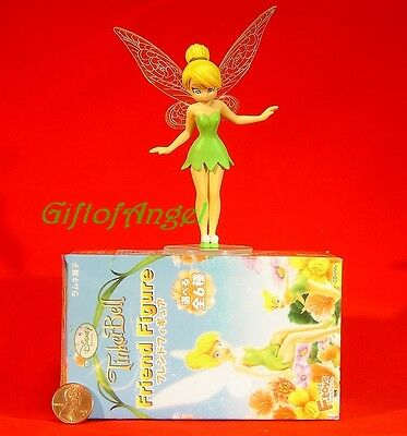 Cake Topper DISNEY FAIRIES F-TOYS TINKERBELL #2 FRIEND DOLL FIGURE Model A122