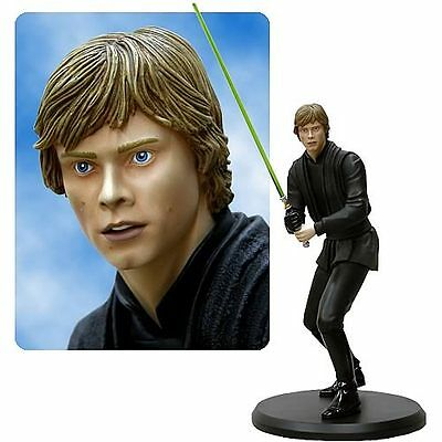 Star Wars Luke Skywalker Jedi Knight Cold-Cast Porcelain Statue LIMETED 212/1500