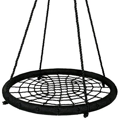 Solid Whole Piece! 100cm Large Nest Swing Spider Seat FREE DELIVERY