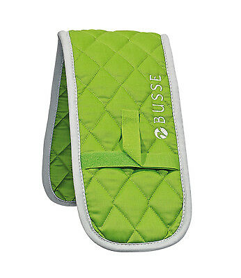 Lunging strap Pad Lunging belt pad Ceiling Quilted green