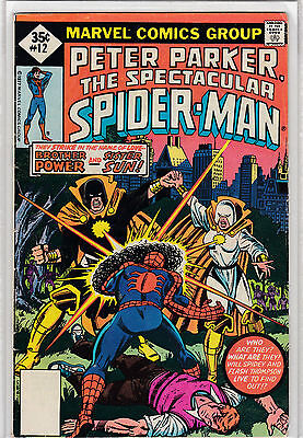 Peter Parker The Spectacular Spiderman 12