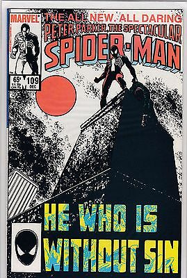 Peter Parker the Spectacular Spiderman 109