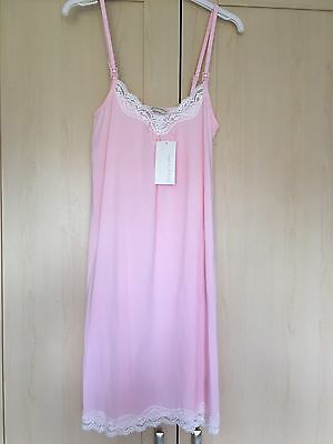 Bnwt Mothercare Blooming Marvellous Maternity Pretty Summer Nightie Medium 12 14