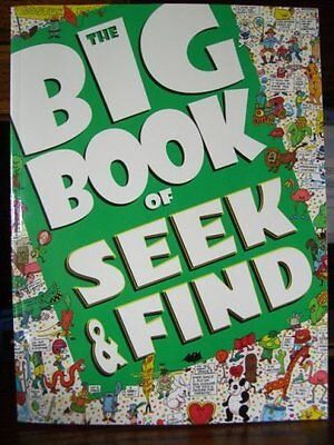 The Big Book of Seek and Find