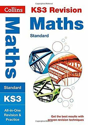 KS3 Maths (Standard): All-in-One Revision and Practice (Collins KS3 Revision an