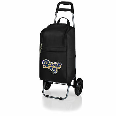 Picnic Time 37 Can NFL Cart Rolling Cooler
