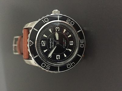Seiko automatic Fifty Five Fathoms Tribute + Dial + 2 straps + Box