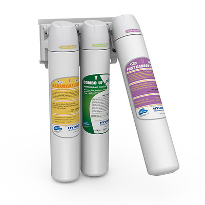 Honest H2o Triple Stage System