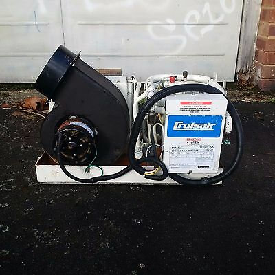 Cruisair SXR12 reverse cycle marine air conditioning unit