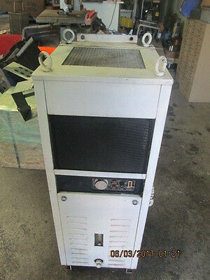 Oilcon Oil Cooler Chiller Unit Lco-200Pt_Untested_As-Is_See Pics_Best_$$$_Fcfs_