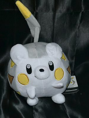 "6.5"" Togedemaru Poke Plush (Standard Size) Official Pokemon Center Toys Dolls"