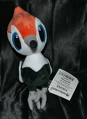 "9"" Pikipek Poke Plush (Standard Size) Official Pokemon Center Toys Dolls Birds"