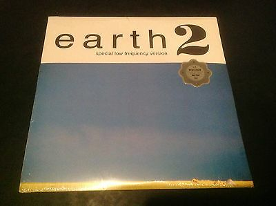 Earth 2 Special Low Frequency Version LP Vinyl + Download