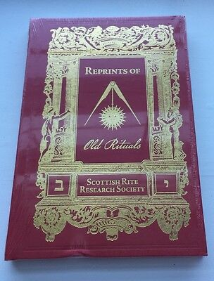 New Sealed Reprints of Old Rituals Pike Freemasonry Occult Grimoire Masonry