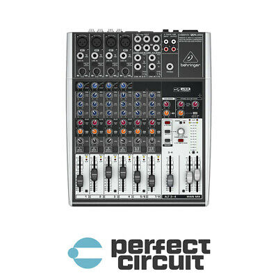 Behringer XENYX 1204USB 8 CH USB Interface MIXER - NEW - PERFECT CIRCUIT