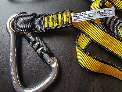 Lot of 8 individually packaged 35 LB Tool Lanyard - Capital Safety USA