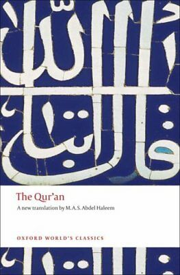 The Qur'an by M. A. S. Abdel Haleem 9780199535958 (Paperback, 2008)