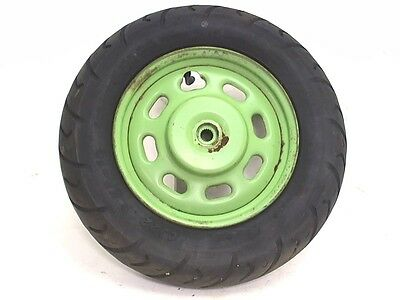 Tank Front Wheel Rim Tire 2006 Urban 50 Chinese Moped Scooter TK50 QT-5